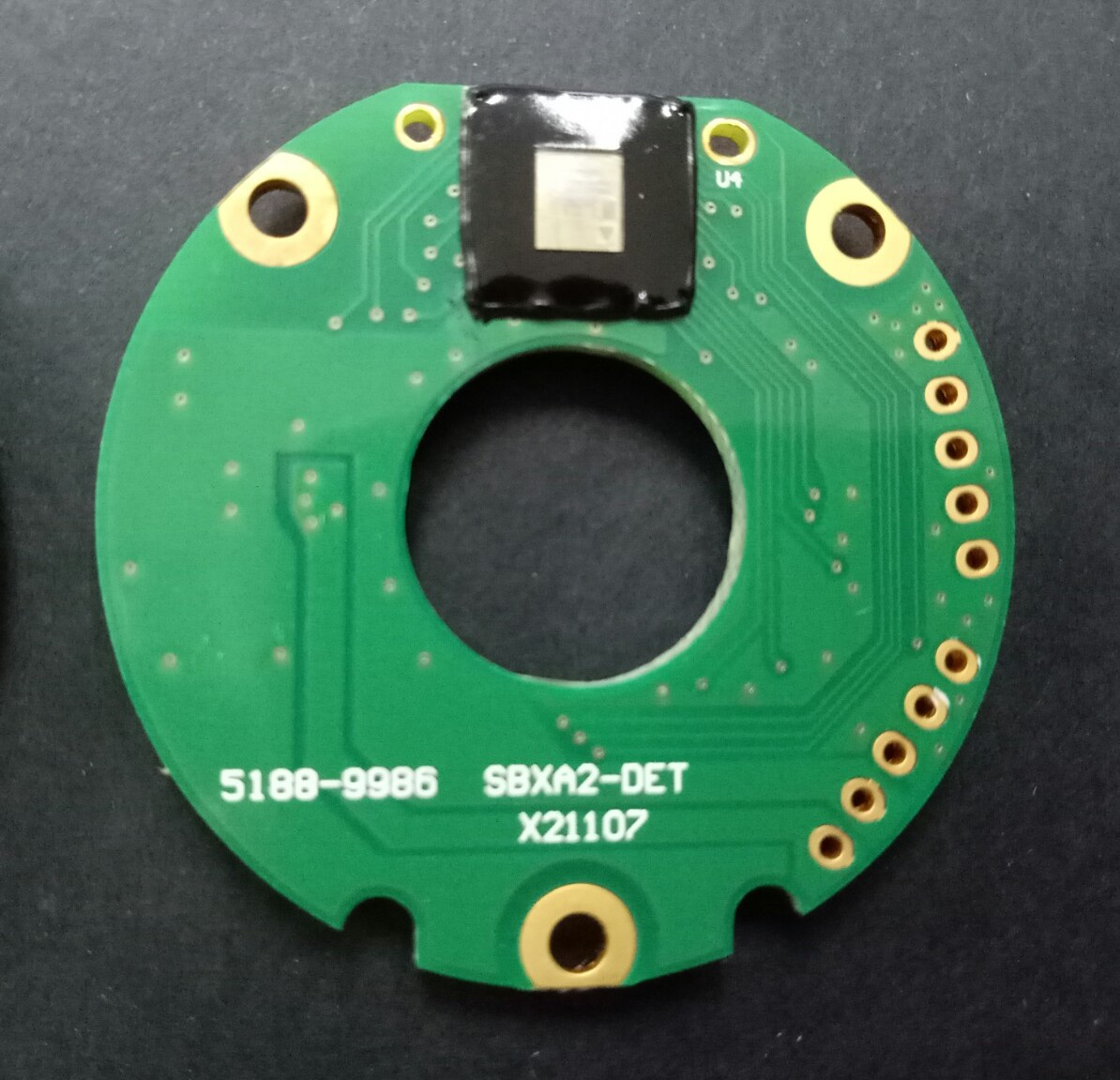 Electronics Circuit Board Coating It Is A One Component Solvent Based Air Dried System Has Fluorescent Agent For Easy Inspection Under Uv Light